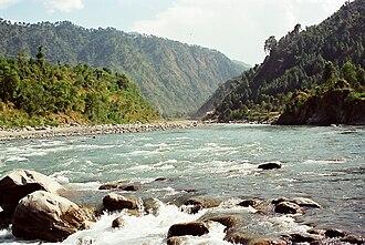 Ravi River - Ravi river.