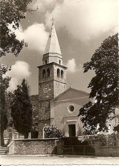Assumption of Mary Parish Church (Dekani)
