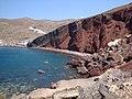 Rdeča plaža, Thira.JPG