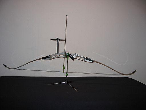 Recurve Bogen Waffe; Recurve Bow Hunting