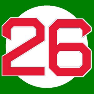 2016 Boston Red Sox season - Image: Red Sox 26