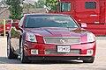Red Cadillac XLR Missouri license plate.jpg