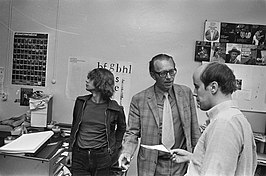 Heerma van Voss (rechts, 1973)
