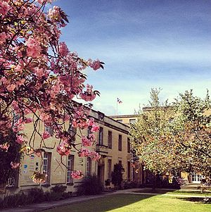Regent's Park College, Oxford - Quadrangle