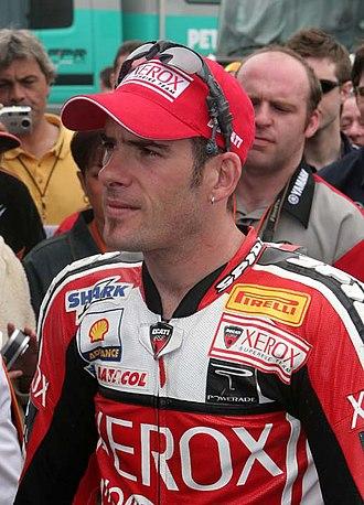 Régis Laconi - Laconi in 2005