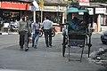 Relaxing Rickshaw Puller - Wellington Crossing - Kolkata 2014-09-29 7520.JPG