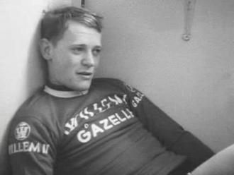 Willem II–Gazelle - René Pijnen in 1969