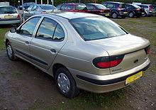 Wonderbaar Renault Mégane - Wikipedia UV-47