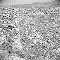Resten van een Romeinse weg langs de weg van Bethlehem naar Hebron, Bestanddeelnr 255-5502.jpg