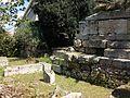 Restes d'edifici a l'Àgora d'Atenes.JPG