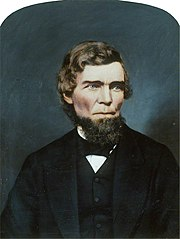 Reverend John Evans (I. D. Ffraid)
