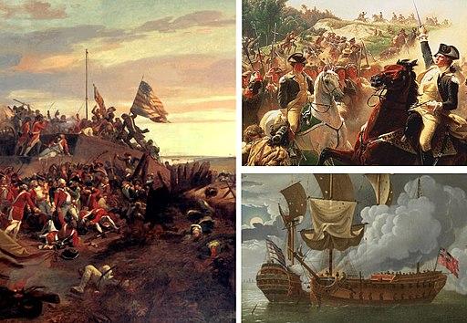 Revolutionary War (collage)