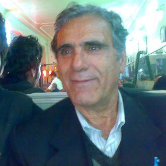 Reza Naji - Naji in 2008, after Berlin International Film Festival