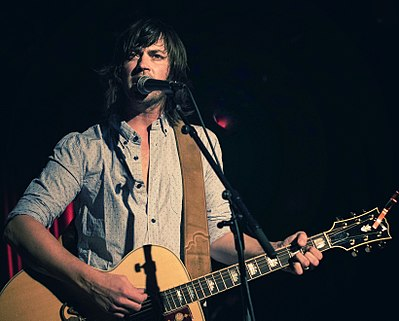 Picture of a band or musician: Rhett Miller