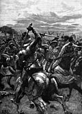 Richard III at the Battle of Bosworth.jpg