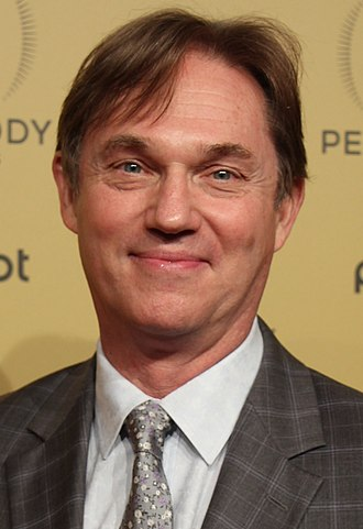 Richard Thomas (actor) - Thomas at the Peabody Awards, May 2015