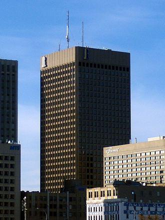 Richardson Building (Winnipeg) - (October 2012)