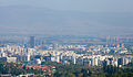 Ride with Simeonovo Cablecar to Aleko, view to Sofia 2012 PD 019.jpg