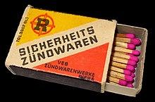 Liste von Markennamen und Produkten in der DDR – Wikipedia