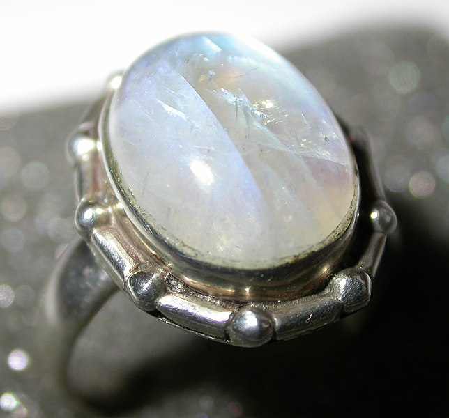 cheap moon stone rings
