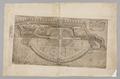 Ritning över lustgård vid Schlachenwerd i Böhmen, 1642 - Skoklosters slott - 99727.tif