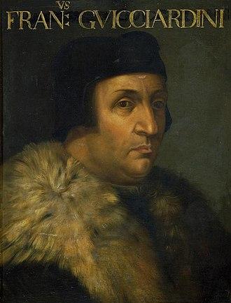 Francesco Guicciardini - Image: Ritratto di francesco guicciardini