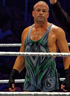 Rob Van Dam American professional wrestler and actor