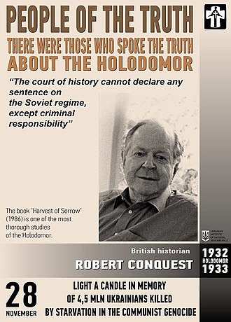 Robert Conquest - Image: Robert conquest