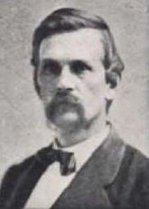 Robert Hall Baker - Robert Hall Baker, 1874