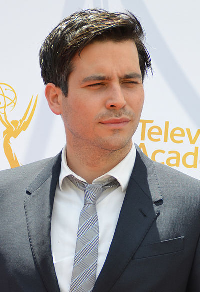 Rob James-Collier, English actor and model