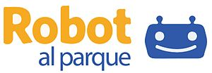 District University IEEE Student Branch - Logo Robot al Parque 2015