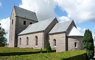 Village in Capital Region of Denmark, Denmark