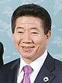 Roh Moo-hyun & GW Bush, APEC 2005-Nov-18 (cropped).jpg