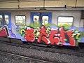 Rome Metro Graffiti (5986632747).jpg