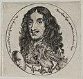 Rond portret van koning Karel II. NL-HlmNHA 53009039.JPG