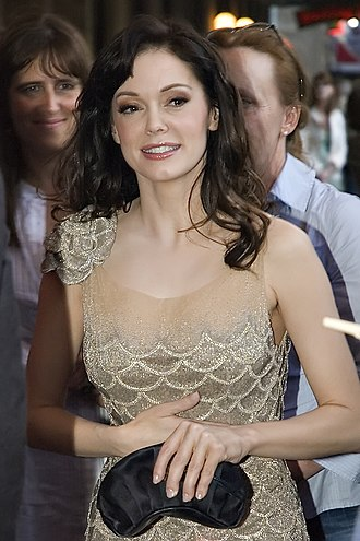 Rose McGowan - McGowan at the 2007 premiere of Grindhouse