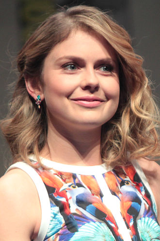 Rose McIver - McIver at WonderCon in April 2015