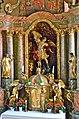 Rosegg Pfarrkirche hl Michael Hauptaltar hl Michael 25092013 324.jpg