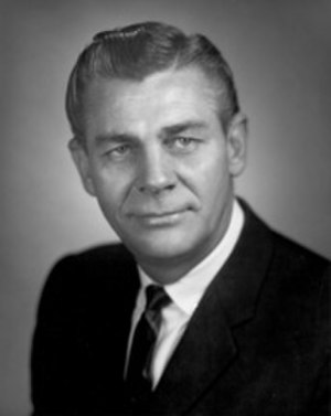 Ross Bass - Photo credited to the United States Senate Historical Office