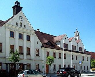 Rothenburg, Oberlausitz - Rothenburg Town hall