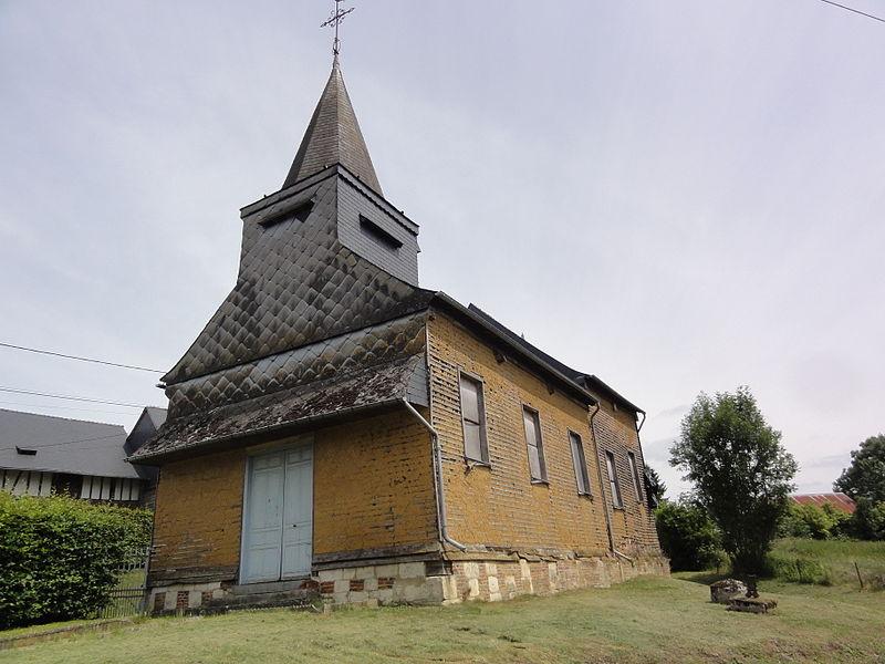 Église Saint-Nicolas de Rouvroy-sur-Serre