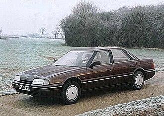 Austin Rover Group - 1986 Rover 820Si