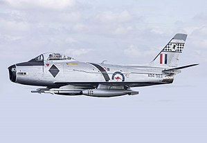 Royal Australian Air Force VH-IPN CAC Sabre (modified).jpg