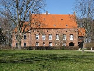 Vedbygård