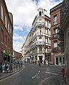 Rue Gambetta (Toulouse) - Carrefour Rue Ste Ursule.jpg