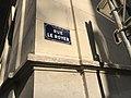 Rue Le Royer (Lyon) - plaque.JPG