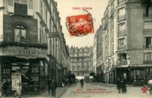 Rue de Torcy u2014 Wikipu00e9dia