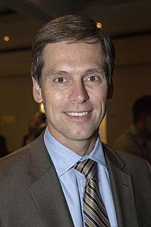 Russ Hiebert Canadian politician