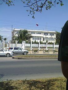 Luettelo Venäjän diplomaattisista edustustoista – Wikipedia