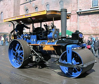 Steamroller - Image: Ruthemeyer Miss Elli vr 1